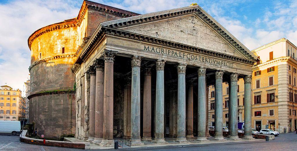 Roma te cautivará por completo