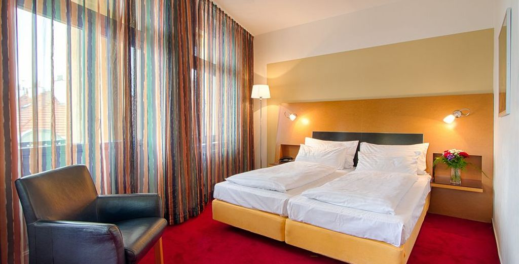 Hotel Theatrino 4*, Praga