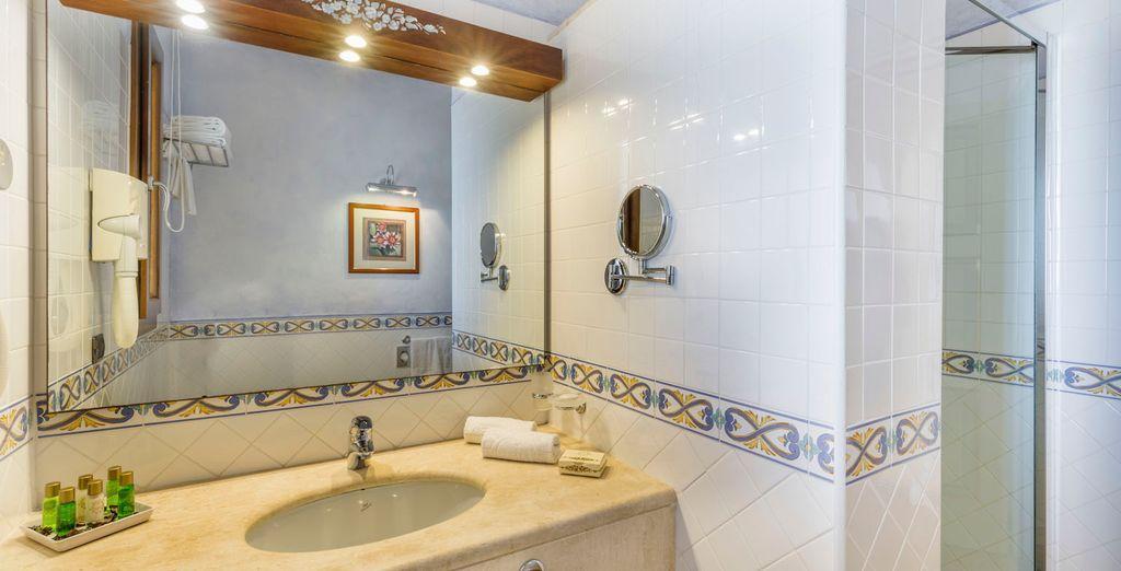 Elegantes baños ideales para ti