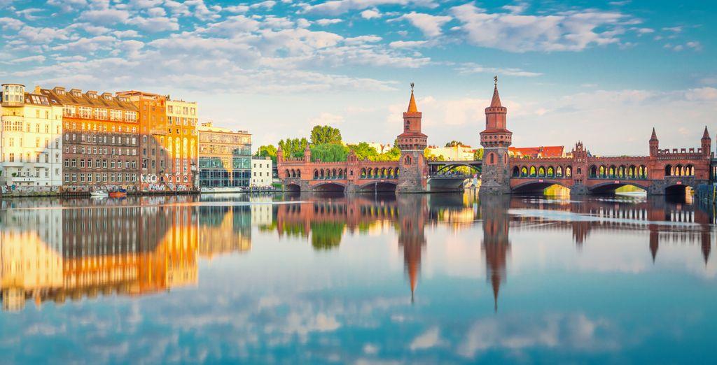 Descubre una ciudad cosmopolita y moderna
