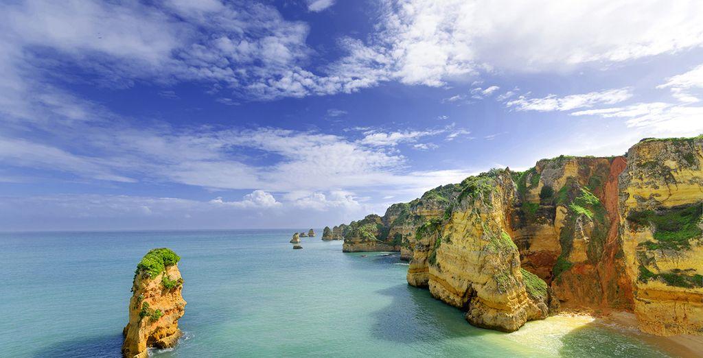 Las mejores playas de Portugal...
