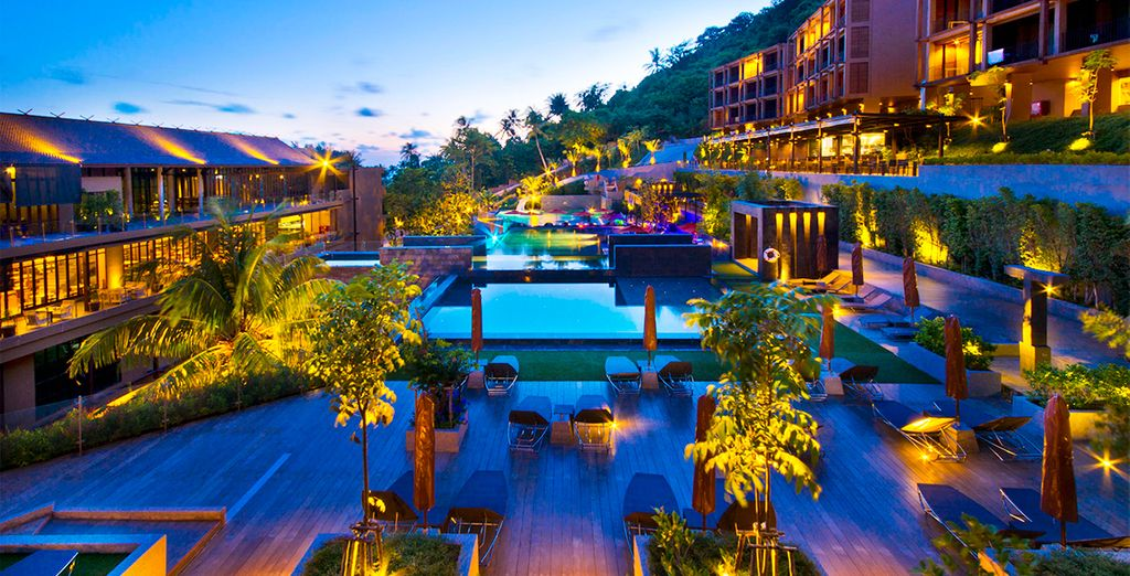 Bienvenido al Hotel Sunsuri Phuket 5*, tu segundo destino
