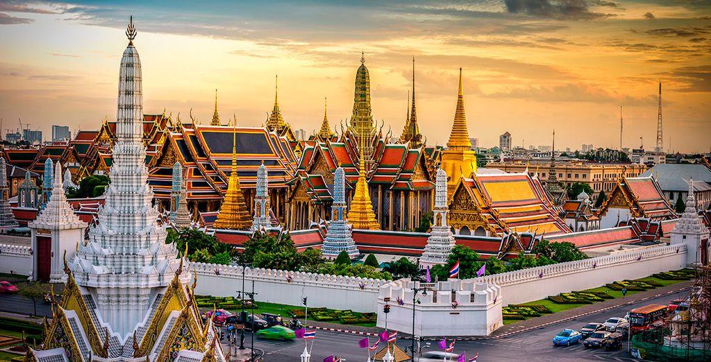 La arquitectura y el misticismo de sus templos te fascinará