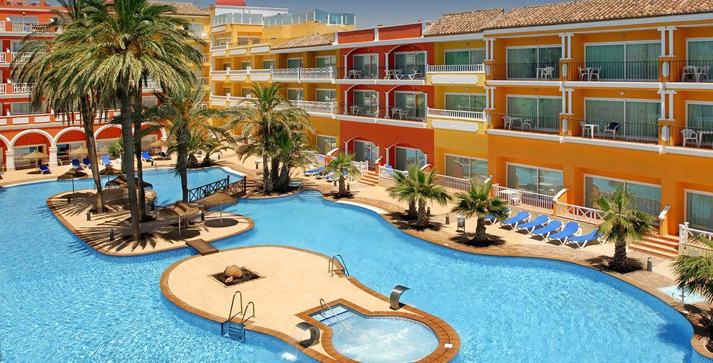 Hotel Mediterráneo Park 4*