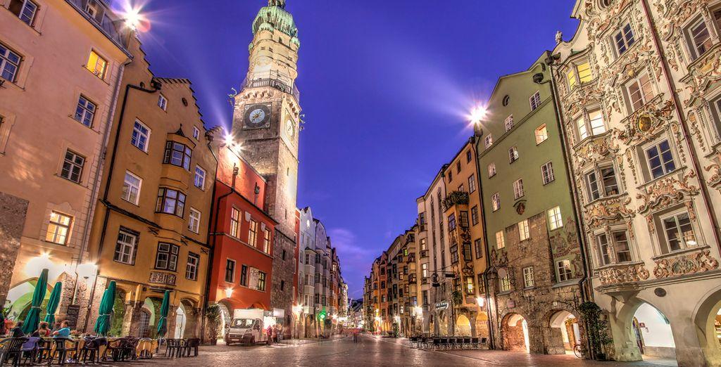 Empápate del espíritu navideño en Innsbruck