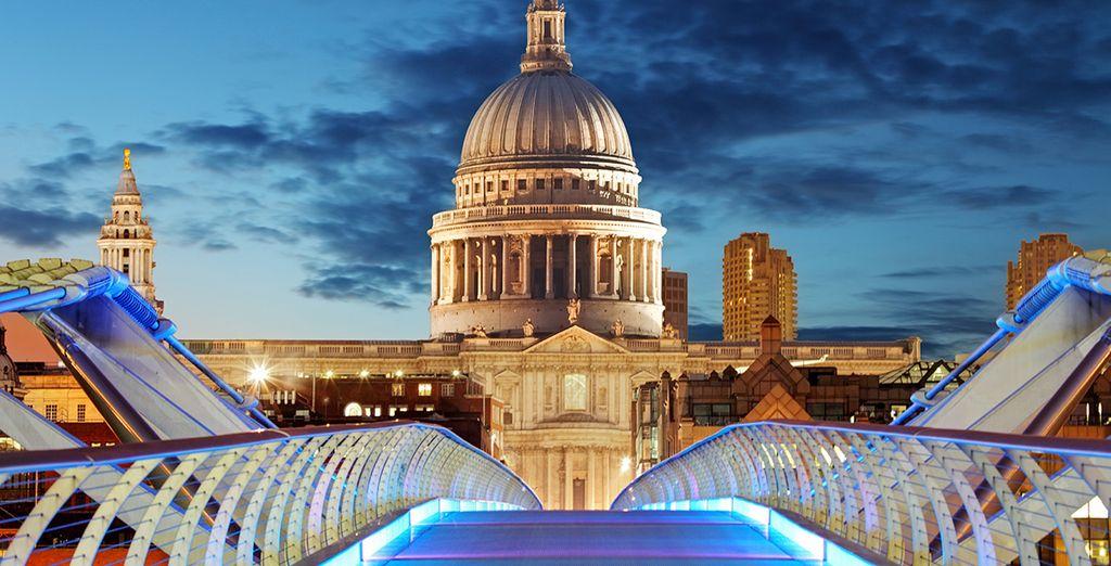 Descubre los tesoros que Londres puede ofrecerle