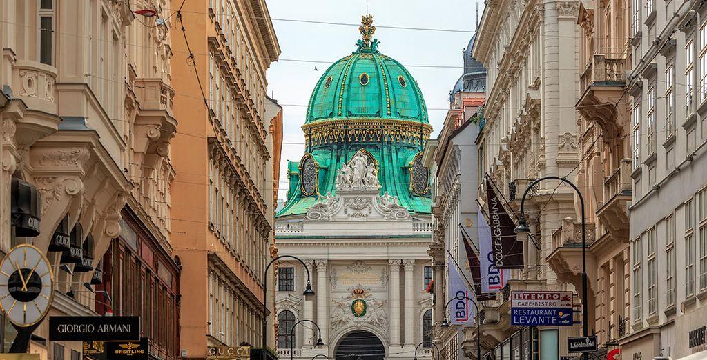 Viena no te dejará indiferente