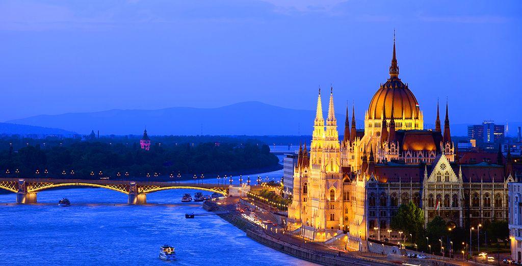 ¡Ven a descubrir Budapest!