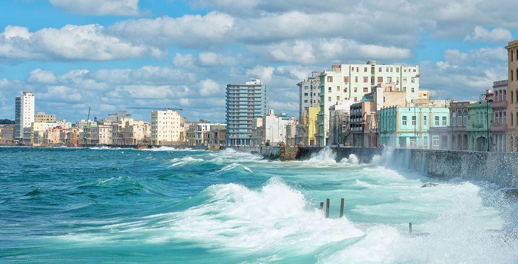 El Malecón es una visita imprescindible