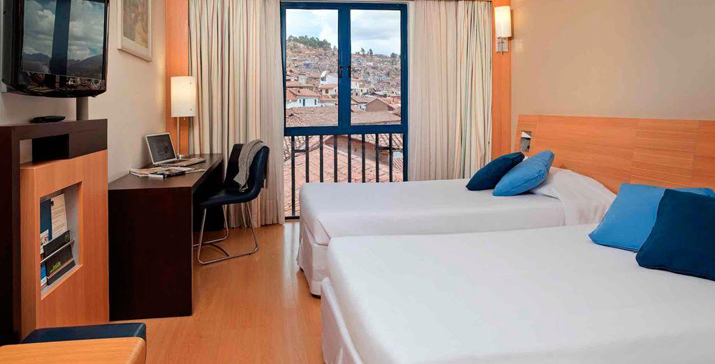 Hotel Novotel, Cusco