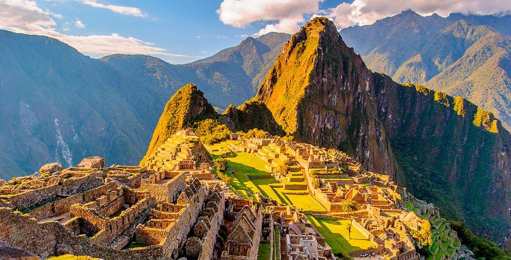Este recorrido por Perú te llevará hasta las ruinas del Machu Pichu