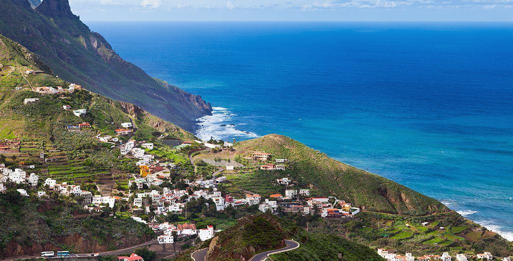 ¡Tenerife te está esperando!
