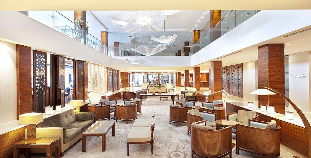 Miembro exclusivo de The Leading Hotels of the World