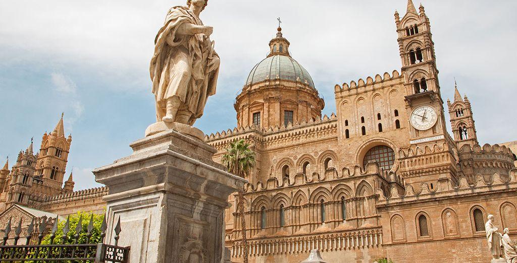 Palermo, capital de Sicilia, es una joya cubierta del polvo de la historia