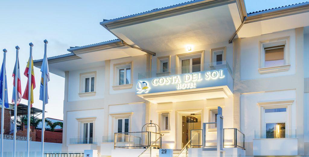 El Hotel Boutique Costa del Sol te abre sus puertas