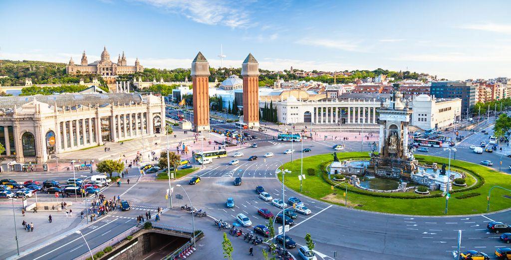 Barcelona, una ciudad abierta, cosmopolita y moderna