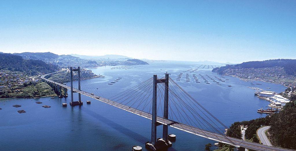 ¡Bienvenido a Vigo!