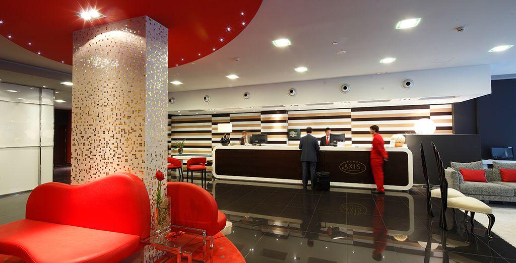 Un elegante hotel 4*
