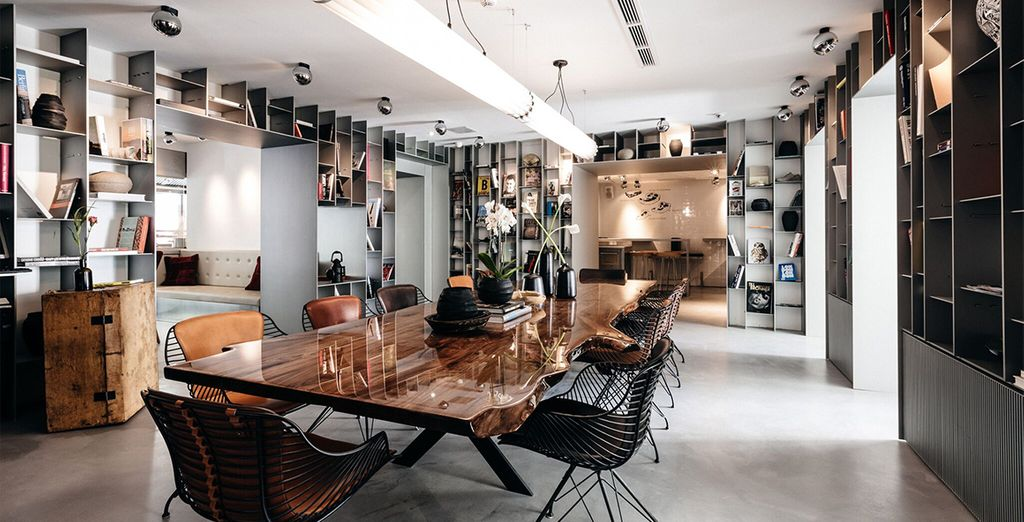 Elegancia, diseño y modernidad