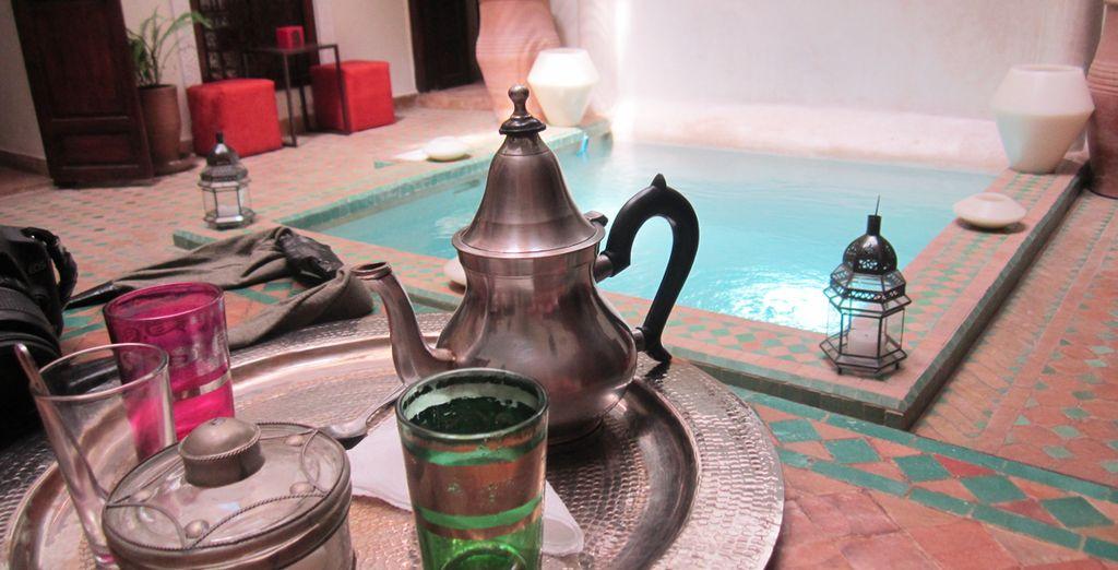 Disfruta de tu tratamiento VIP a tu llegada al Riad