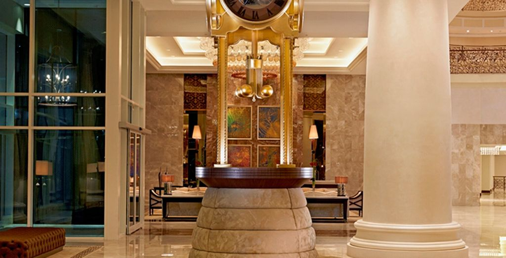 Cada detalle de este hotel te sorprenderá