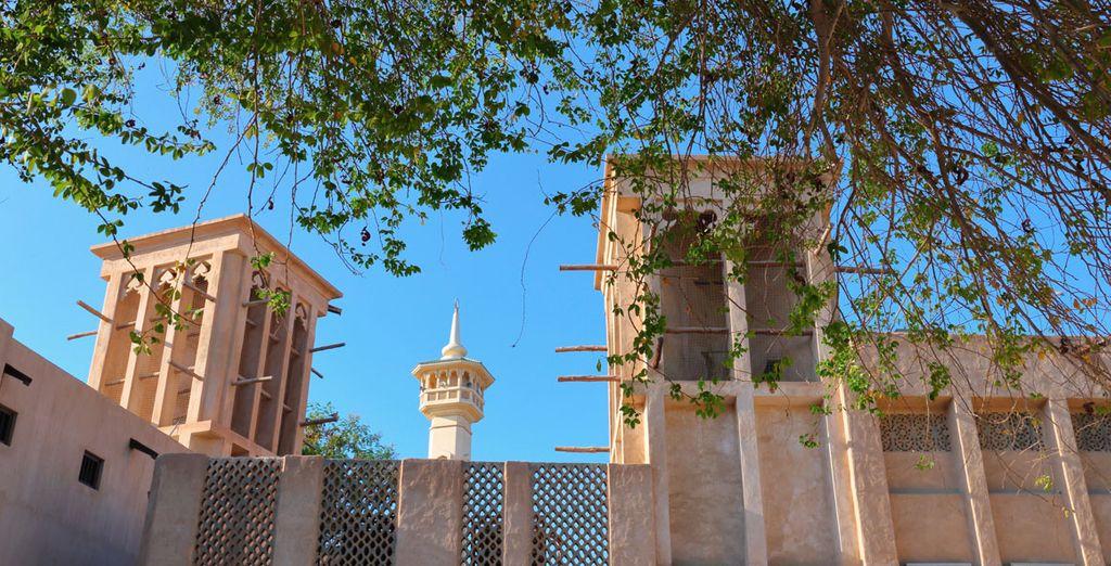 La fortaleza de Al Fahidi, de 225 años de antigüedad