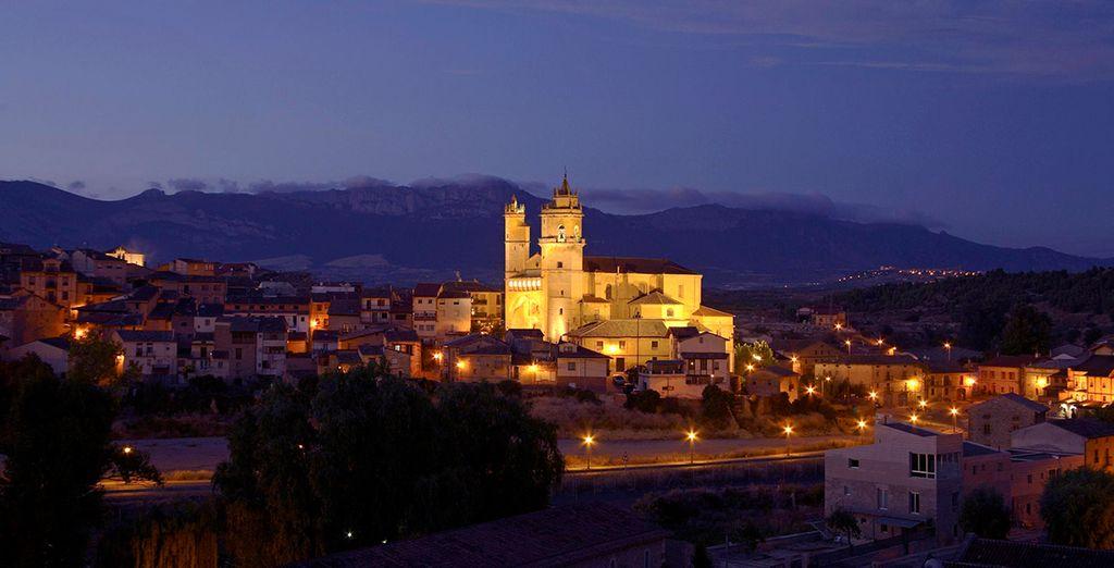 La ciudad medieval de Elciego te espera