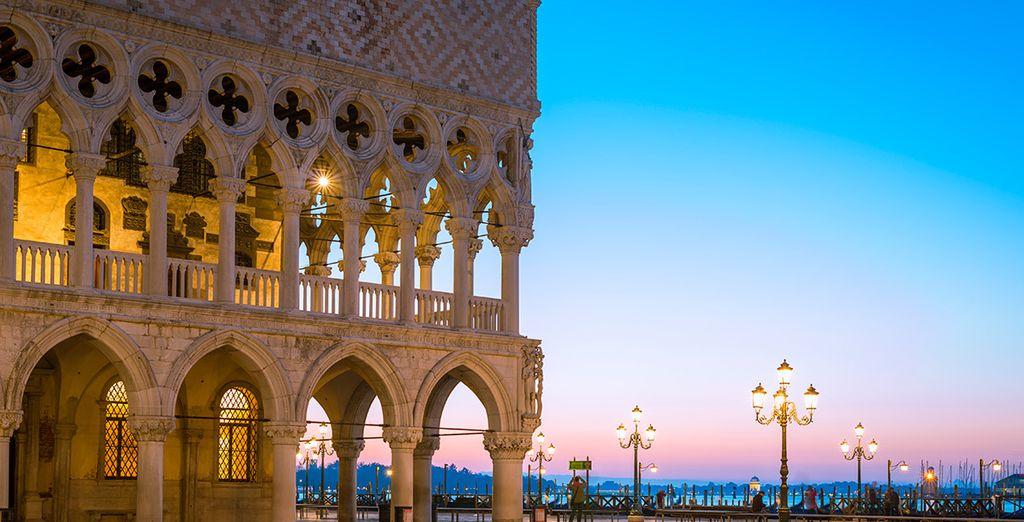 Venecia le fascinará