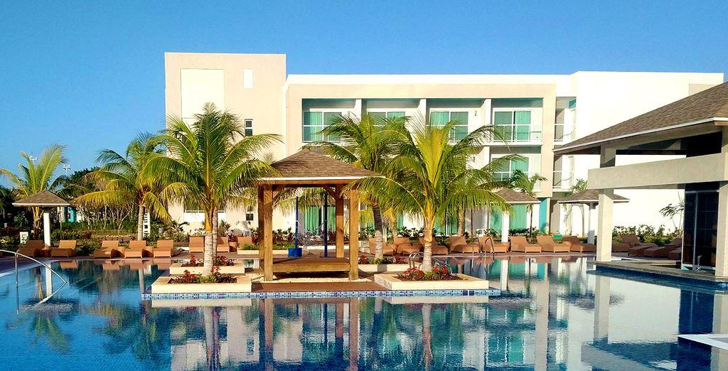 Bienvenido a Ocean Casa del Mar 5*, tu alojamiento en Cayo Santa María