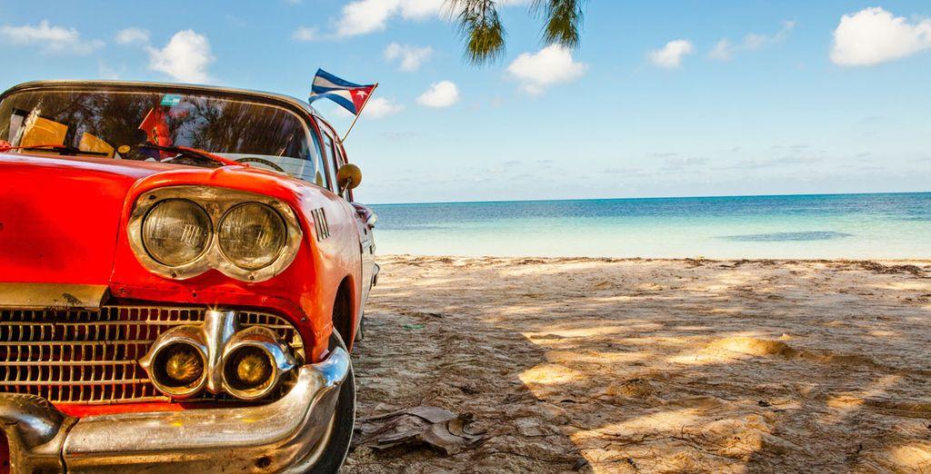 Disfruta de las mejores playas y de la efervescencia de La Habana en un mismo viaje