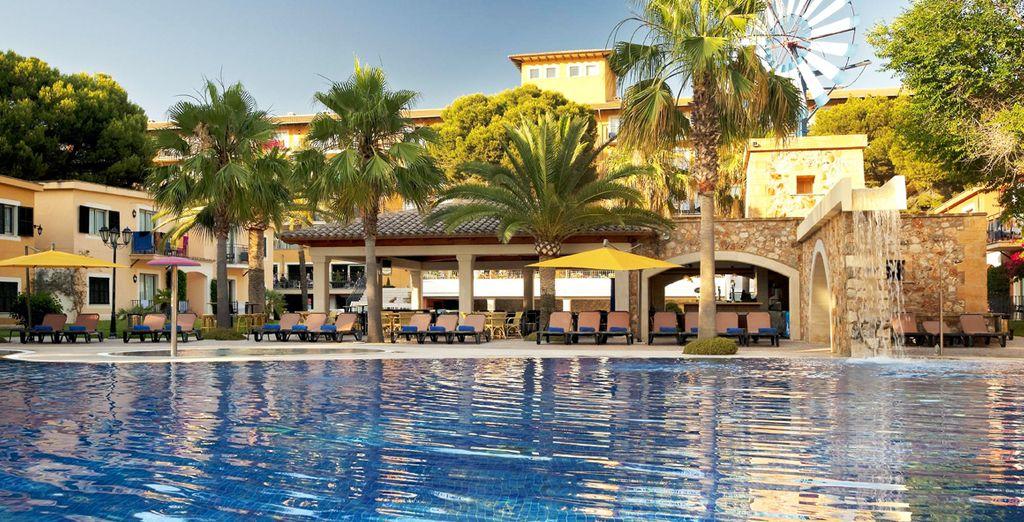 Barceló Occidental Playa de Palma 4* te da la bienvenida
