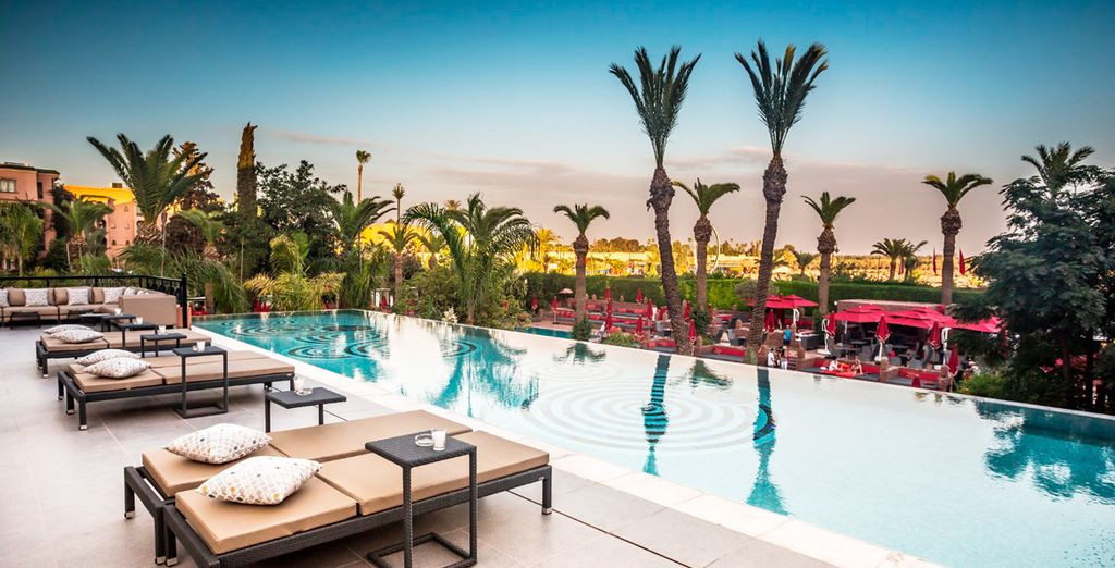 Sofitel Marrakech Palais Imperial 5*