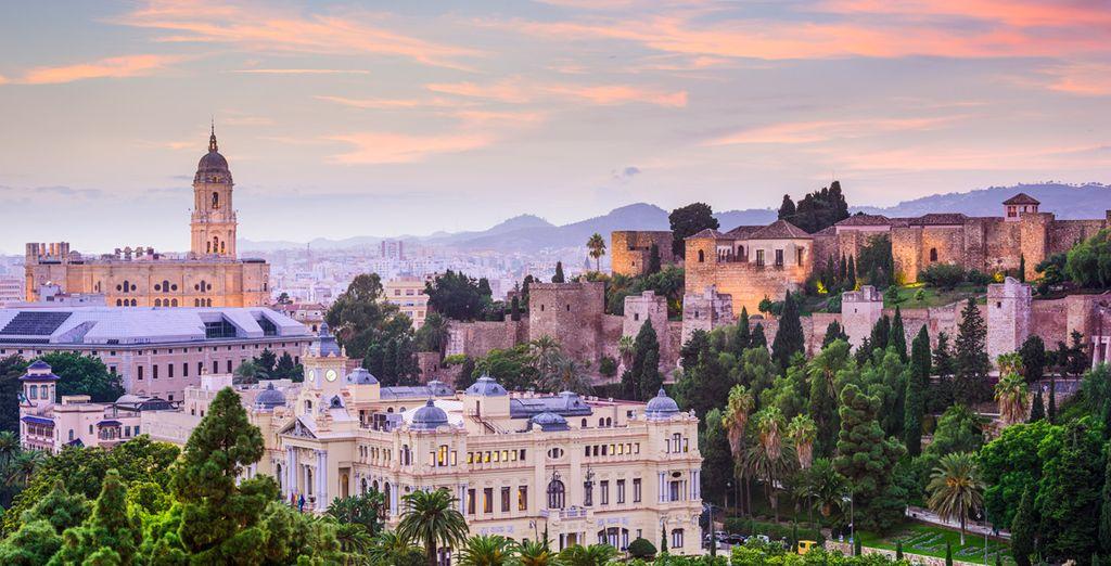 Málaga te enamorará