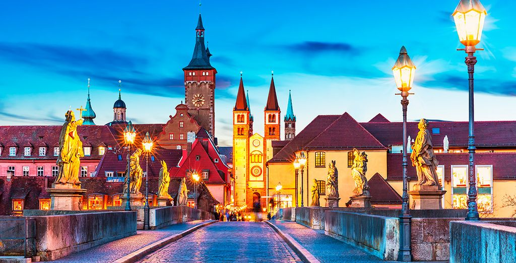 Würzburg será tu próxima parada