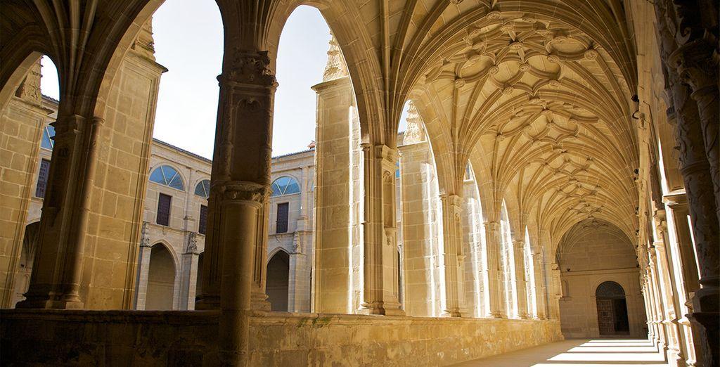 Podrás visitar La Rioja, una joya cultural