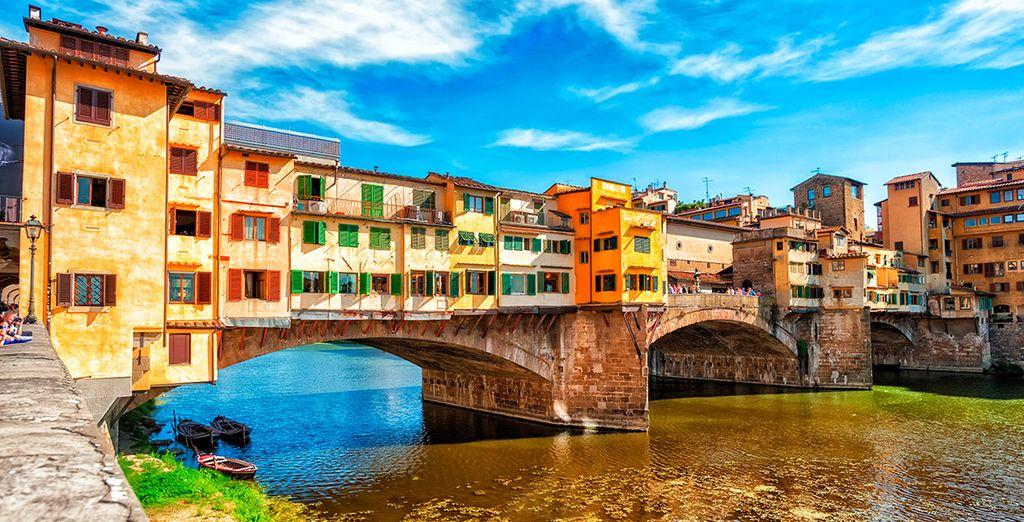 La espectacular Florencia te espera