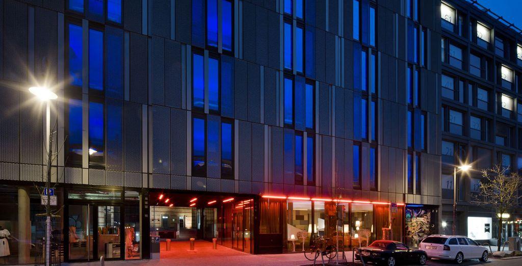 The Weinmeister es un hotel boutique único en Berlín