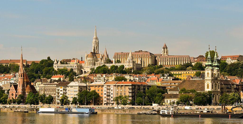 ¡Una de las ciudades más bonitas de Europa te espera!