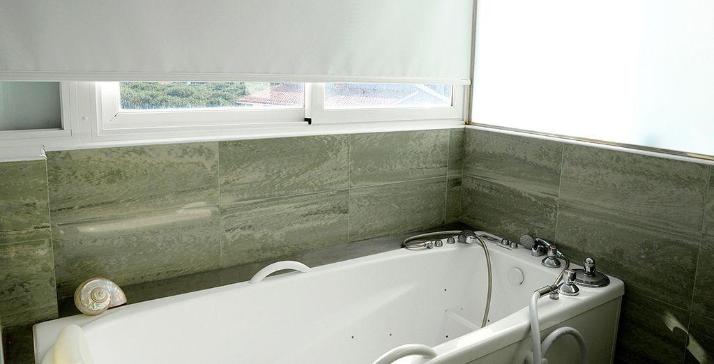 Bañeras de hidromasaje para un descanso y relax únicos