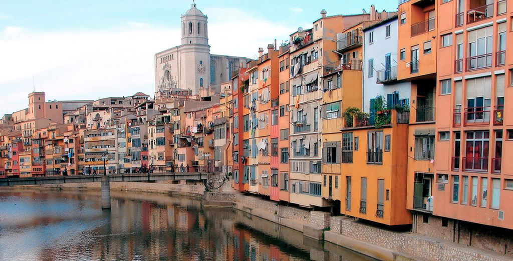 ... o Girona, la capital de la provincia