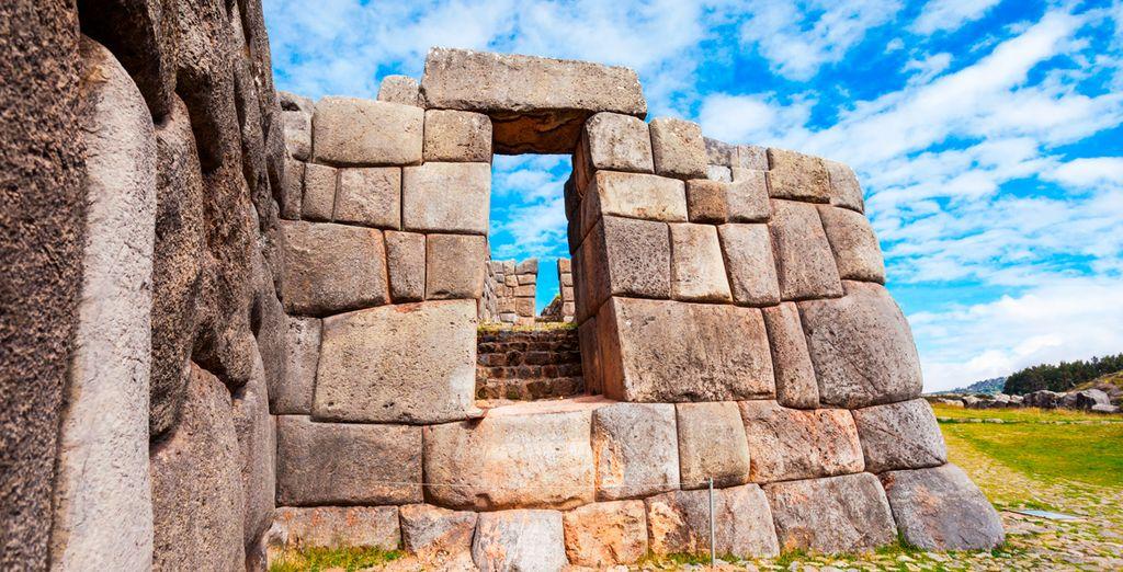 Sacsayhuamán, una emblemática fortaleza de los incas