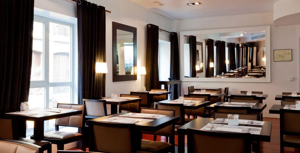 Conoce el confort de en un hotel de diseño singular y moderno