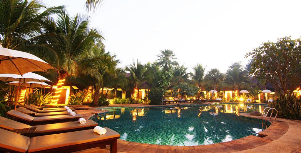 Laluna Hotel and Resort 4*, tu hotel en Chiang Rai