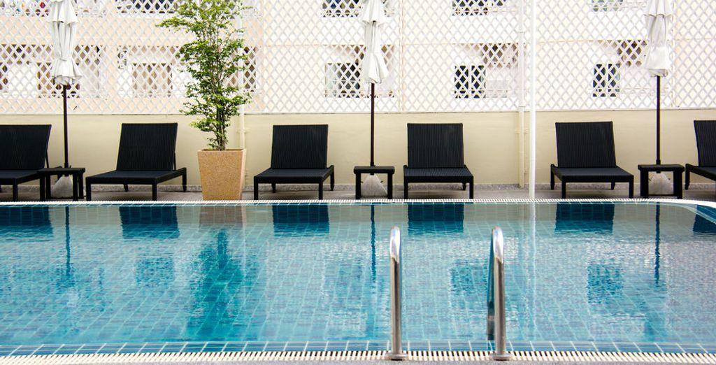 Bienvenido a Holiday Inn ChiangMai Hotel 4*, tu hotel en Chiang Mai