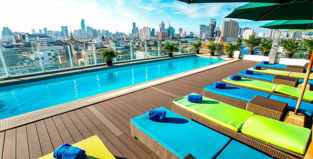 Te presentamos tu alojamiento en la capital: Hotel Royal Bangkok @Chinatown 4*