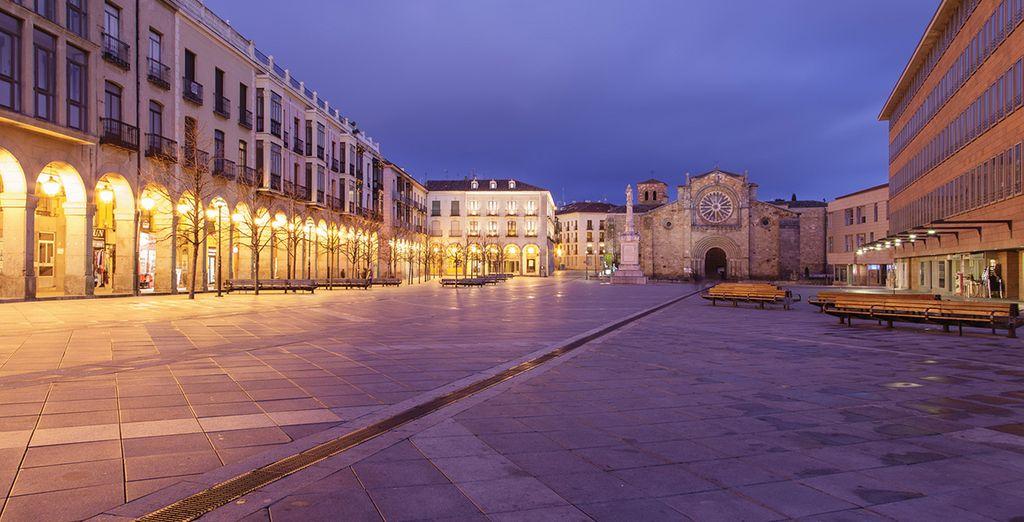 Una ciudad con historia