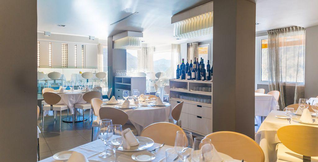 Su restaurante es uno de los mejores de Andorra