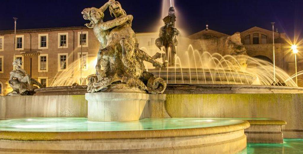 Aprovecha tu estancia en la Ciudad Eterna para visitar Roma