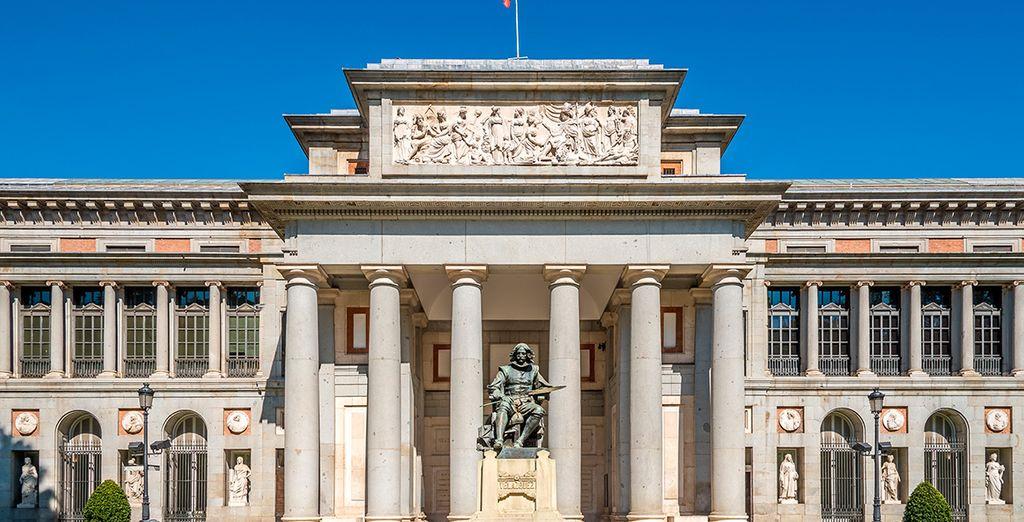 Una visita que no te puedes perder, el Museo del Prado