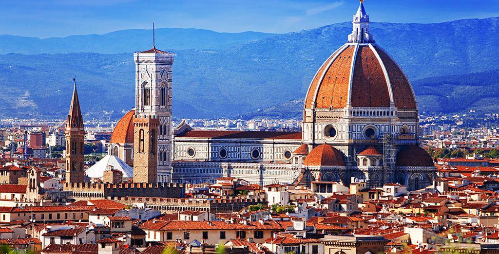 Vista desde el Monte Michelangelo